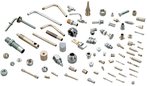 Stainless Steel Agricultural Components